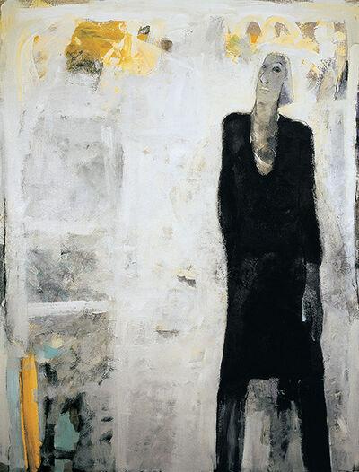 Bahram Hajou, 'Two Women', 1999