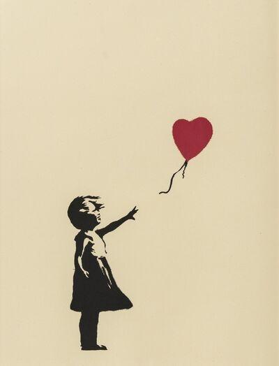 Banksy, 'Girl With Balloon'