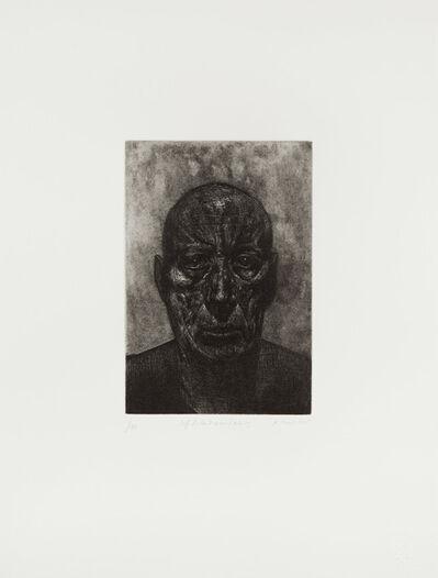 Ken Currie, 'Self Portrait', 2015