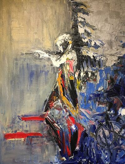 Mariam Qureshi, 'Aim ', 2017