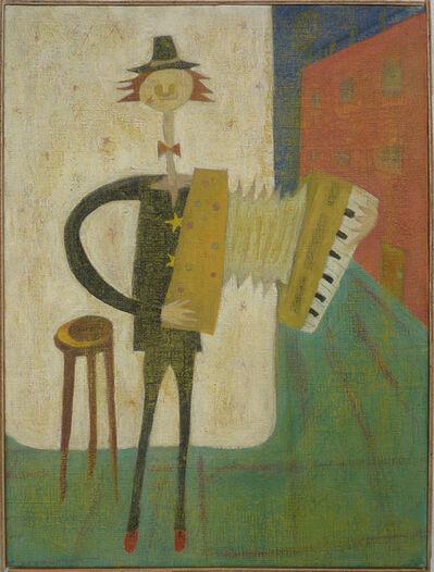 Noritoshi Mitsuuchi, 'Accordion Player ', 2008