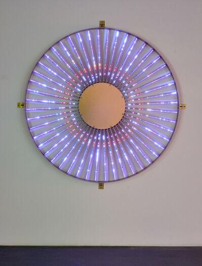Leo Villareal, 'Radiant Wheel', 2015