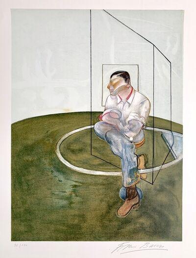 Francis Bacon, 'Étude pour un portrait de John Edwards Medium', 1987