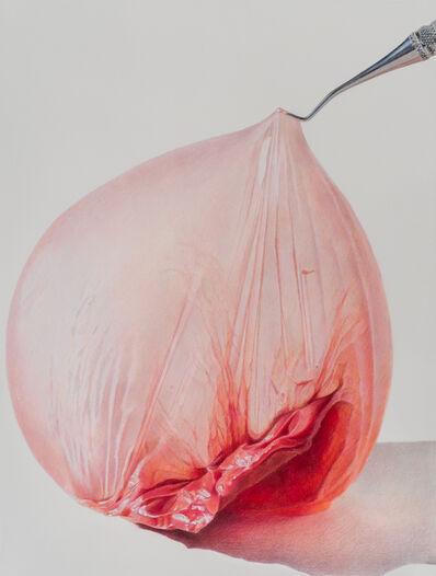 Julia Randall, 'Pulled Peach', 2013