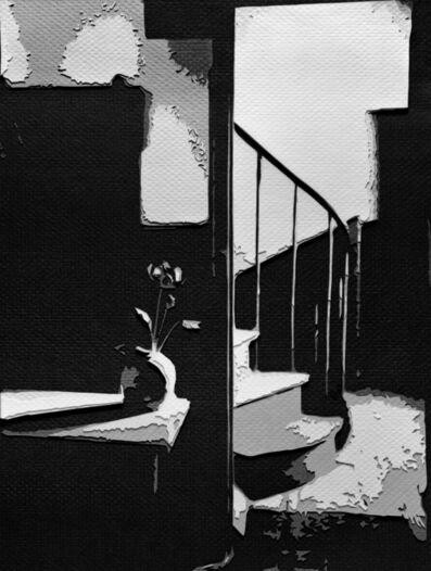 Vik Muniz, 'Chez Mondrian, Paris, after André Kertész', 2008