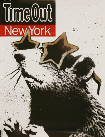 After Banksy, 'Time Out New York Poster', 2010