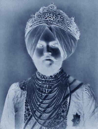 Thomas Ruff, 'neg◊india_19', 2014