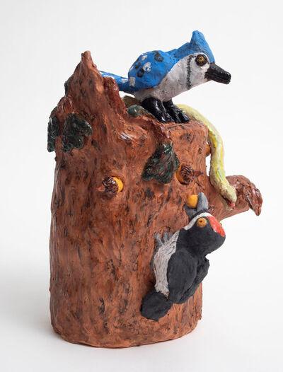 Sally Saul, 'Life on a Stump', 2019