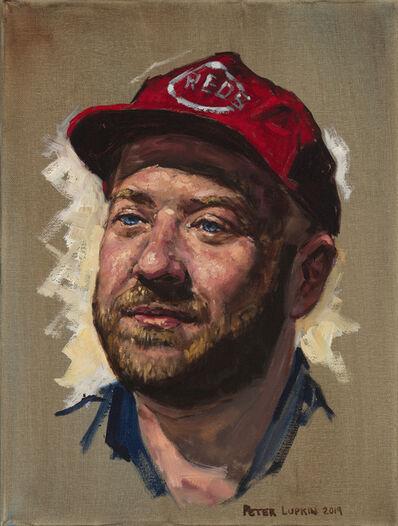 Peter Lupkin, 'Portrait of a Bartender, John', 2019