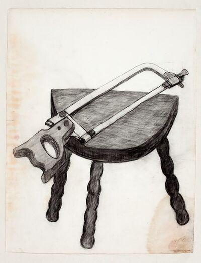 Hoo Mojong, '锯子Saw'