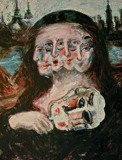 Victor Victori, 'Mona Mask', 2010