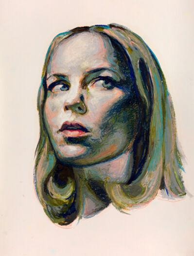 Mercedes Helnwein, 'Michelle', 2012