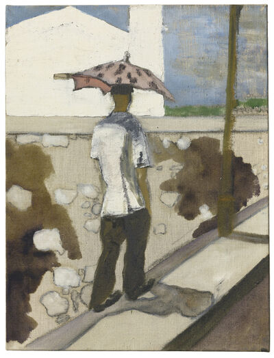 Peter Doig, 'Lapeyrouse P.O.S. Pink Umbrella', 2003