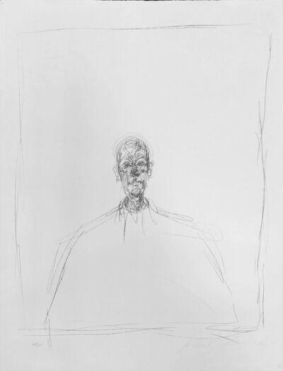 Alberto Giacometti, 'Bust of Man (Buste d'homme)', 1964