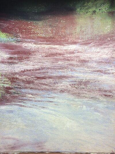 Margaret Ezekiel, 'Riverwalk Red', 2015