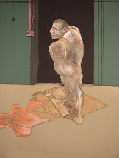 Francis Bacon, 'Study for a Portrait', 1987