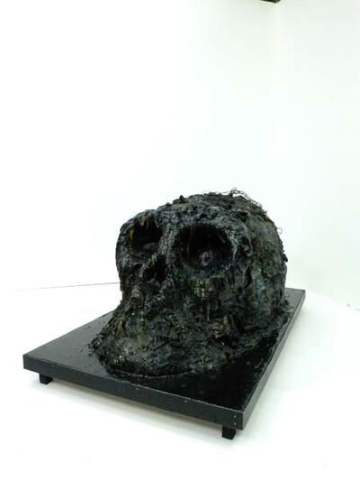 Jason Tecson, 'Skull', 2014