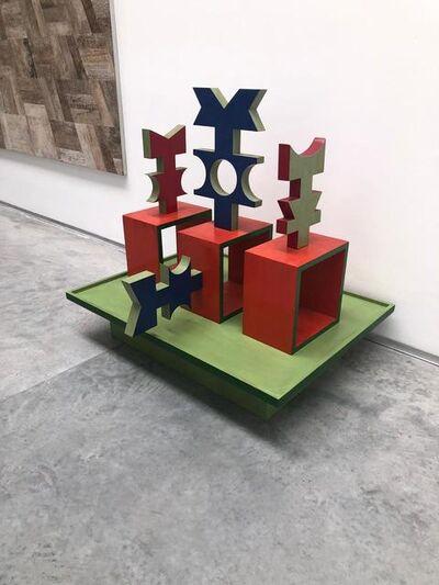 Rubem Valentim, 'Objeto Emblemático', 1969