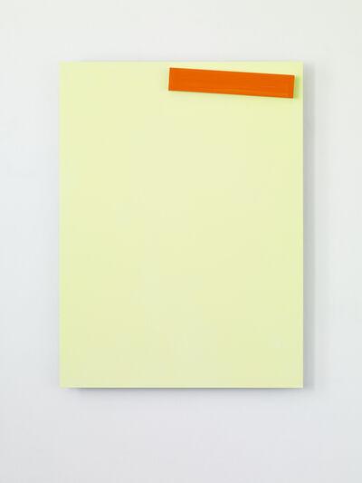 Imi Knoebel, 'Position 4.6', 2012