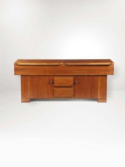Giovanni Michelucci, 'A wooden sideboard from the Torbecchia series', 1950 ca.