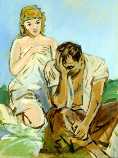 Walter Robinson, 'A Stranger to Himself', 2015