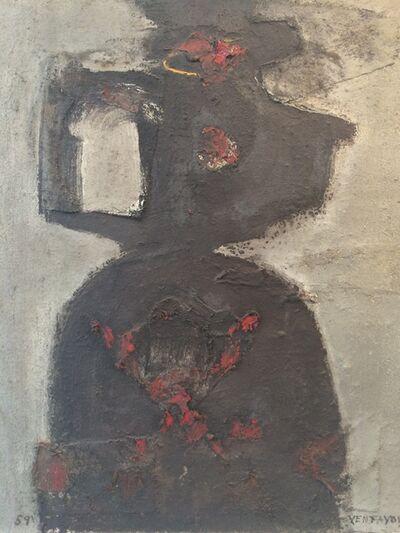 Juan Ventayol, 'Fuga de la imagen', 1959