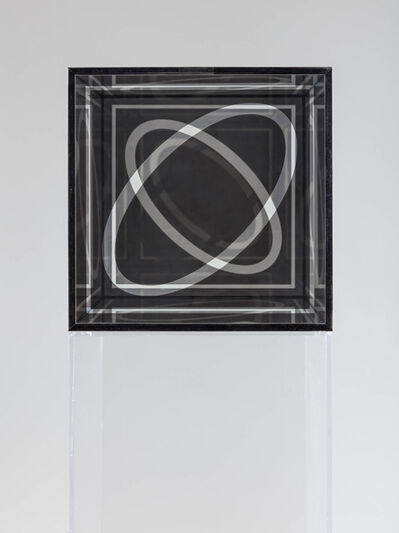 """Larry Bell, 'Untitled (Cube 12"""")', 1964"""