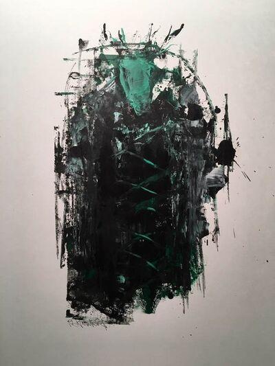Rocky Hawkins, 'Totemic Figure no. 18', 2018