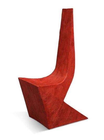 Tom Dixon, 'a prototype chair', c. early 1990's