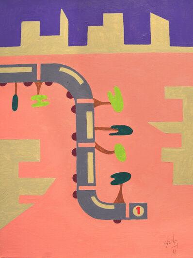 Barry Senft, 'Subway', 2014
