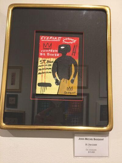 Jean-Michel Basquiat, 'MISSISSIPPI ALIEN', ca. 1982
