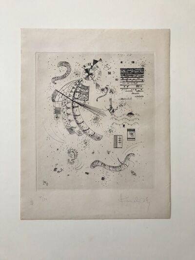 Wassily Kandinsky, '24 Essais de Jakovski', 1934