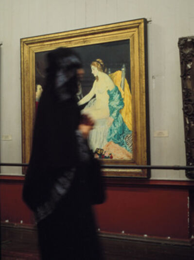 Ralf Schmerberg, 'The Veiled Woman', 2005
