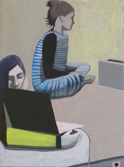 Sarah Lubin, 'Counter', 2017