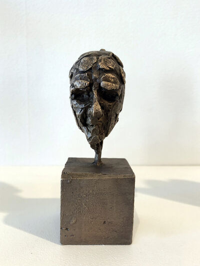Norma Redpath, 'Head of H.C. Coombs', ca. 1972