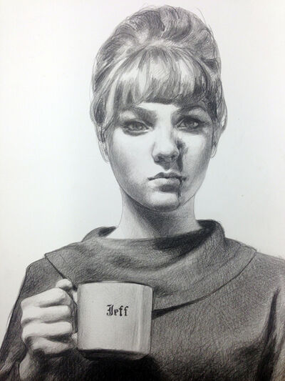 Mercedes Helnwein, 'Jeff II', 2013