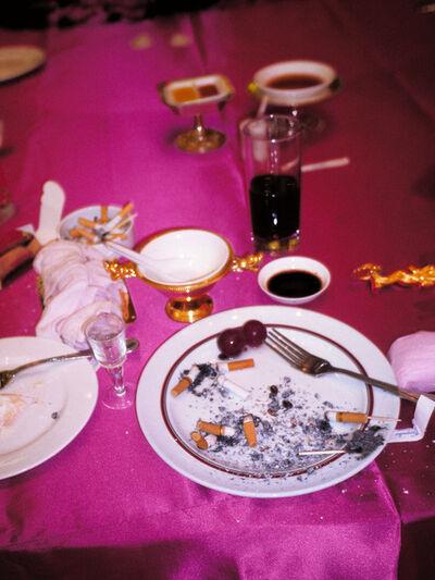 Ralf Schmerberg, 'The Brides Plate', 2008