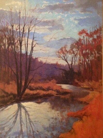 Henry Coe, 'Autumn, Deer Creek', 2001