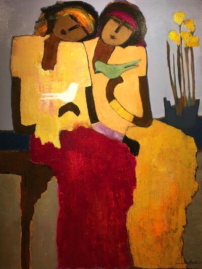Goli Mahallati, 'Essence of Spring', 2018