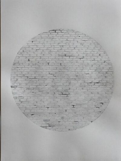 Kiki Gaffney, 'Grey Brick Mandala', 2017