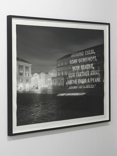 Jenny Holzer, 'AROUND THEM', 2008