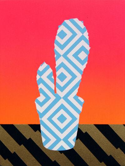 Carl Cashman, 'Cactus 1', 2017