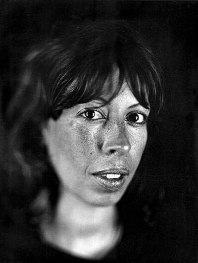 Chuck Close, 'Cecily (Brown)', 2001