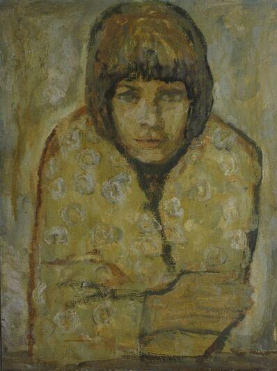 Vadim Semenovich Velichko, 'Young woman', 1973