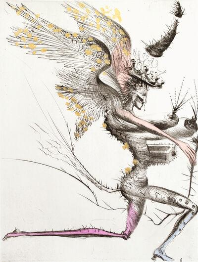 Salvador Dalí, 'Venus in Furs: Winged Demon', 1969