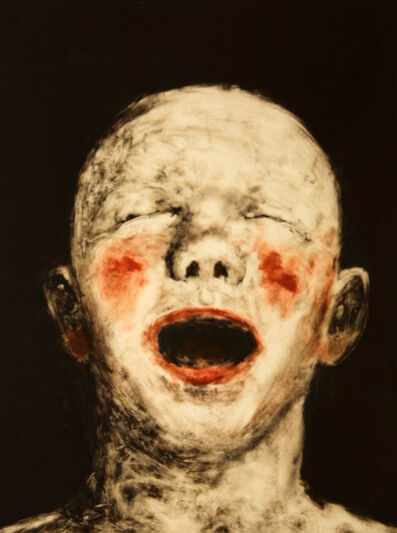 John Kirby, 'Eyes Tight Shut', 2005