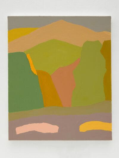 Etel Adnan, 'Untitled', 2015