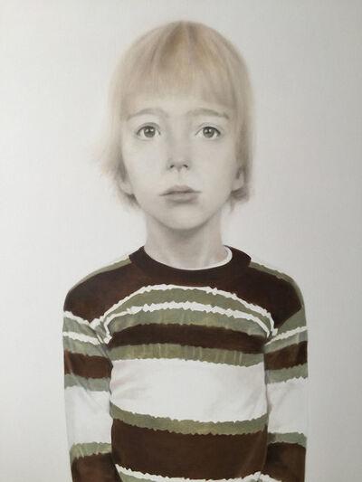 Deborah Martin, 'Edie at Five', 2017