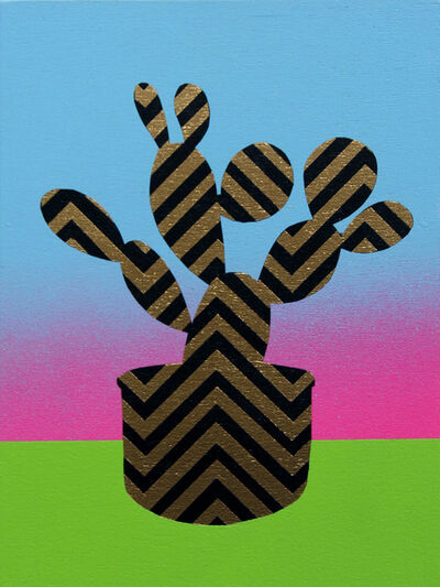 Carl Cashman, 'Cactus 10', 2017