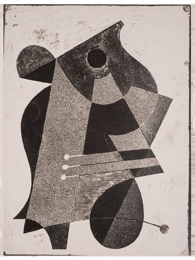 Karol Hiller, 'Heliographic composition XLII', ca. 1932